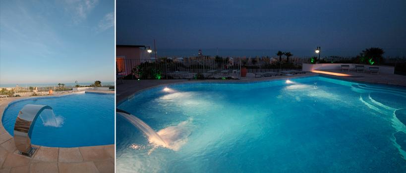Caorle Hotel Fronte Mare Spiaggia Ponente